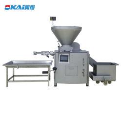 Herstellungs-Geräten-automatische Salami-Wurst, die Maschine/VakuumwurstStuffers/Wurst-Füllmaschine/Vakuumenema-Maschine herstellt