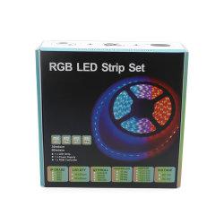 Kit striscia LED a LED RGB SMD5050 60 LED/M.