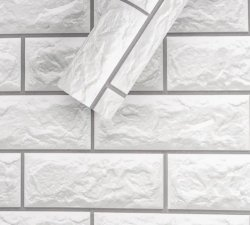 Comitati domestici all'ingrosso europei del vinile del reticolo del mattone della decorazione di Papier Peint della carta da parati del PVC dei documenti di parete di stile 3D