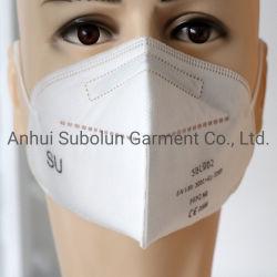 折りたたみ式 4 プライディスポーザブル保護 FFP2 フェイスマスク、呼吸用 保護