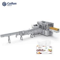 De Machines van de Productie van de Verpakking van het Document van het Servet van plastic Zakken/van het GezichtsWeefsel voor Kleine BedrijfsIdeeën