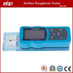 0,001 Tragbarer digitaler Oberflächenrauheitsprüfer mit verschiedenen Einheiten