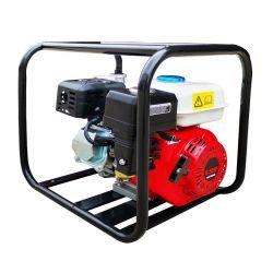 مضخة مياه البنزين Slolar مقاس 50 مم مقاس 2 بوصة ذات العلامة التجارية الصينية Wp20 مع المحرك Ge160 168f 5.5HP وقود أقل