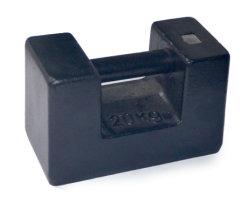 M1 10 kg 20 lb 25 lb impugnatura in ghisa pesi per Calibrazione della bilancia