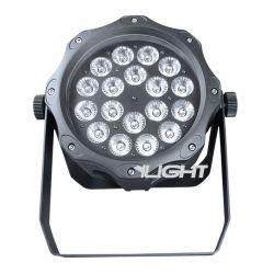 Al aire libre PRO 18*15W LED de luz PAR Rgbwauv iluminación de escenarios