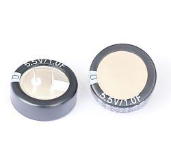 Горячая продажа 1.0f0.47f/0.22f/0.1f 5,5 В медали V тип Super конденсатор (TMCS02)