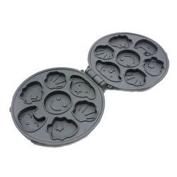 220V 1100W gegoten aluminium voor broodroosters met verwarmingselementen
