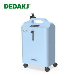 CE-Zertifikat 5L Medizinische Sauerstoffkonzentrator Big Flow für Zuhause Und Krankenhaus