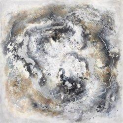 Custom абстрактного искусства фотографии Canvas песок живопись