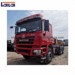 Shacman 6x4 420HP 10 ホイールディーゼルトラクタトラックヘッド