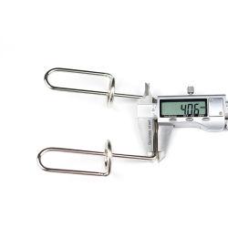 China fabricante OEM personalizados Braçadeira de fio de aço da mola da dobradiça de metal Alicates de recreio