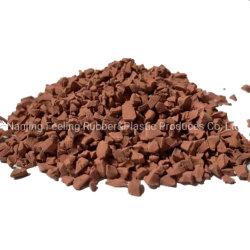 Pista de Corrida de borracha de alta qualidade Material grânulos de borracha EPDM N EM PÓ E-Ay-2103291