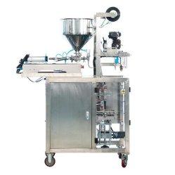 Sacchetto automatico del latte di soia che fa la piccola macchina imballatrice di Vffs
