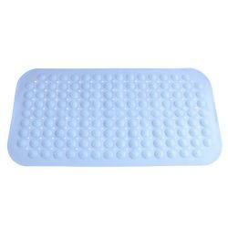 Barato por grosso Anti Slip Escorregamento não apoio de sucção de massagem de PVC tapete de banho definido