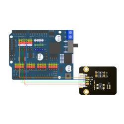 Arduino Eeprrom модуль для образования пара