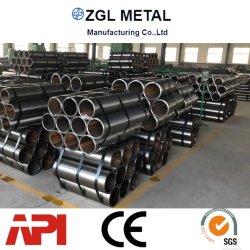 Nahtlose Carbon Stahlrohr & Rohr für entknete Hydraulikzylinder Barrel SAE1020, SAE1045, SAE4130, SAE4140, St52, E355