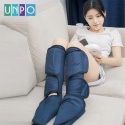 Onda de ar pressão de ar Febre Crus cobrindo febre pressionando a perna de Saúde Massagem