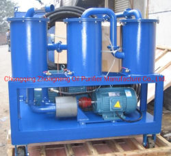 Utiliza Aceite Industrial la deshidratación de la máquina, elimina el agua de la unidad de impurezas