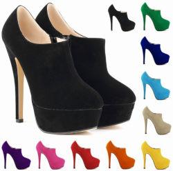 Novo design caros Alto Verão cunhas de calcanhar Sexy sapatos e sandálias muito Salto Alto