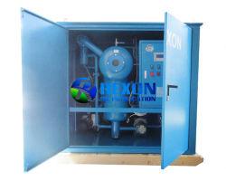 Filtro dielettrico a filtro micron tipo 1 chiuso macchina per il trattamento dell'olio 3000lph
