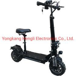 1500W 48V El scooter eléctrico sin escobillas con neumáticos off road