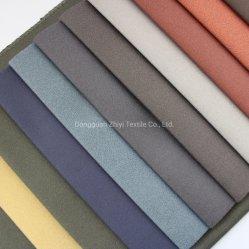 Zhiyi Home Textiel Super Soft Leather Bekleding Decoratieve stoelbank Stof