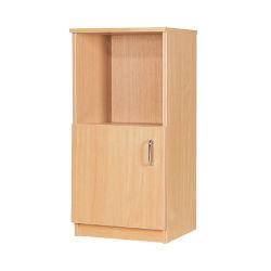 Современном стиле высокого качества на заводе дешево деревянные MFC двух дверей хранилища заполнение кабинета с полки