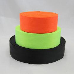 Zoll 2 Zoll-Nylon/Polyester-automatische Sicherheitsgurt-Material-Brücken, Hochleistungsauto-Sicherheitsgurt-gewebtes Material