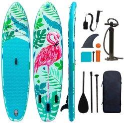 Prancha insuflável com prancha de surf Hot Sale Pá