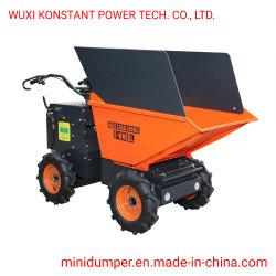 4WD com extensão eléctrica de Mini Dumper Lados