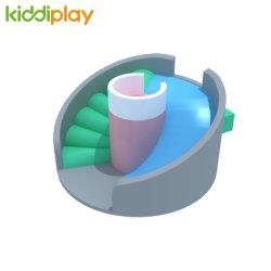 Семьи развлекательный центр хорошего качества для использования внутри помещений мягкая игровая площадка улитка слайд малышу играть для дома и сада