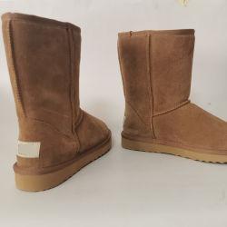 55825 السيدات الشتاء حذاء بوز أصالة وور الكاحل حذاء