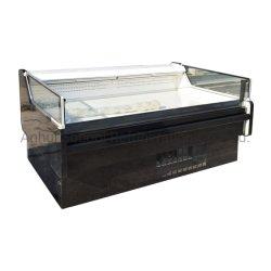 Gekühltes Einkommen mit offenem für Fische mit Edelstahl-Innenraum