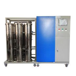 La désinfection chimique du sang 10 lit perméable Équipement de traitement du matériel de traitement de l'eau pour l'hôpital
