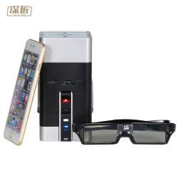 2020 nuovo mini proiettore del video gioco del proiettore del proiettore LED 3D del DLP del proiettore HD 1080P
