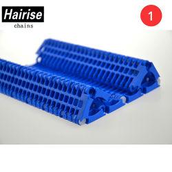 Hairise 100 모듈 컨베이어 벨트 홍조 격자