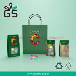 New Design High Quality Paper Bag Shipping Paper Gift Bag