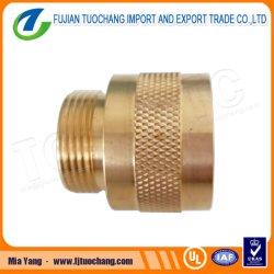 BS Flexible Conduit Brass Thread Convert Adapter