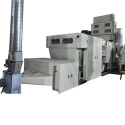 El abridor de fardos Nonwoven Alimentador para pesaje de la línea de producción Nonwoven