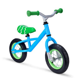 2021 Venda Quente Kids Equilíbrio Bike Aluguer com estrutura em liga de alumínio para meninos e meninas