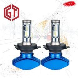 Tout en un seul bleu 25W S1 H7 Voiture projecteur LED 4000lm Auto Ampoules projecteur à LED de kits pour 6500K feu avant du projecteur à LED
