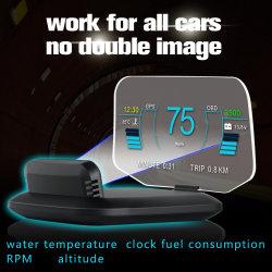 Auto HUD C1 allarme di velocità eccessiva Display HUD con preavviso