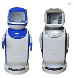 型の工場知能ロボットの射出成形のカスタマイズされたABS射出成形のロボットシェルは自由に設計する