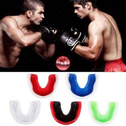Mini-Sports protetor bucal Protetor do dente de desporto para proteger os dentes ferramentas de segurança contra o combate de boxe Taekwondo de basquetebol de combate livre