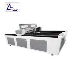 Madeira contraplacada de MDF de couro de espuma acrílica CNC Metal laser de CO2 Preço da máquina de corte