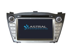Aluguer de DVD GPS para a Hyundai Tucson IX 2009