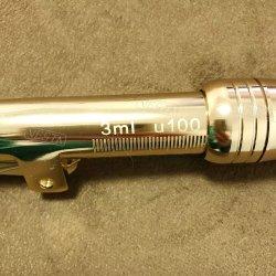 Nouveau pistolet Hyaluron Pen 0.5mm stylo d'injection de l'atomizer rides hyaluronique dépose de l'eau injection sans aiguille de seringue