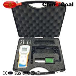 Pantalla digital muestra de suelo automático del medidor de humedad