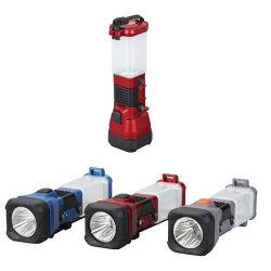 警報灯の防水Shakeproof機能のマルチ機能キャンプのランタン