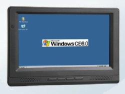 """8 """" eingebettetes All PC im Ein-Panel mit Wince 6.0"""